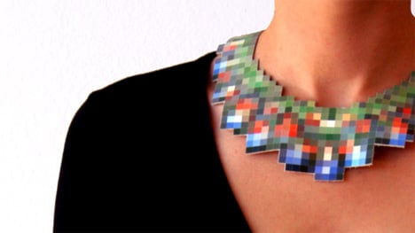 Geek Jewelry: Stolen Jewels by Mike and Maaike