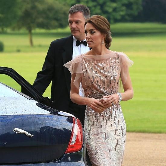 Kate Middleton's Jenny Packham Dress | June 2016
