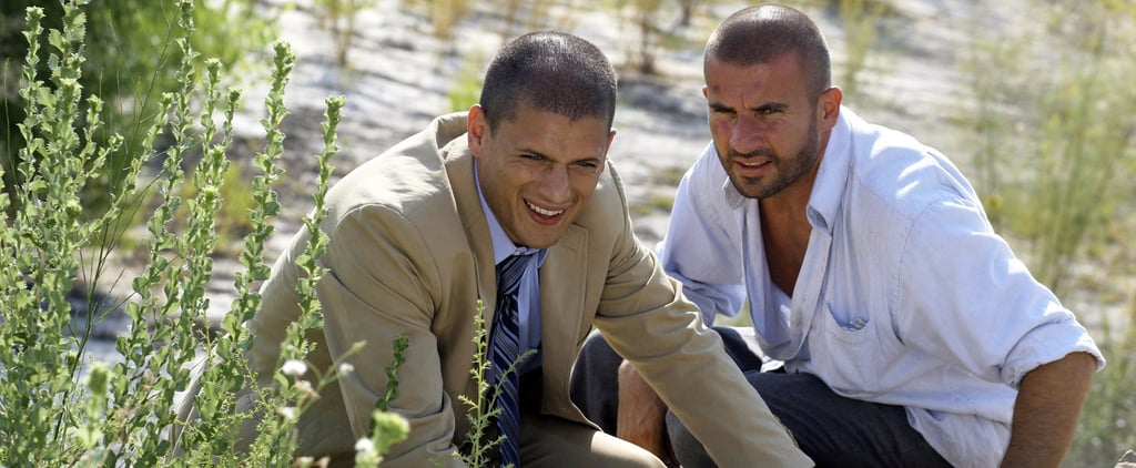 """Prison Break's Wentworth Miller Says Dominic Purcell Is His Brother in """"Every Way But Blood"""""""