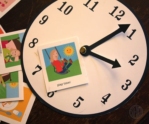 Lil Links: Tick Tock, Don't Forget to Set the Clock!