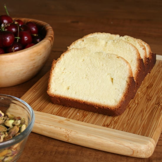 Origin of Pound Cake