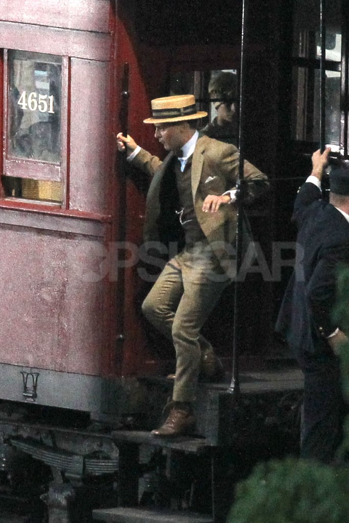 Tobey Maguire filmed The Great Gatsby in Australia.