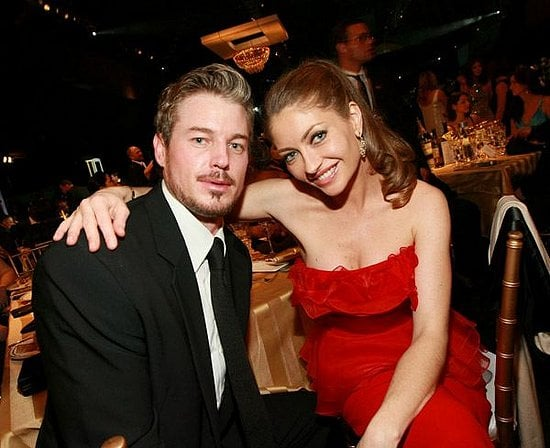 Eric Dane and Rebecca Gayheart at the 2008 Screen Actors Guild Awards