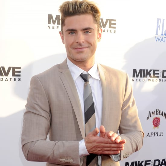 Zac Efron Talks About Dating July 2016