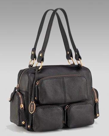 Decadent Dark-Brown Bags