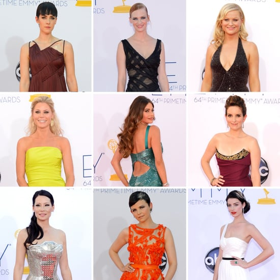 Emmys Pictures 2012