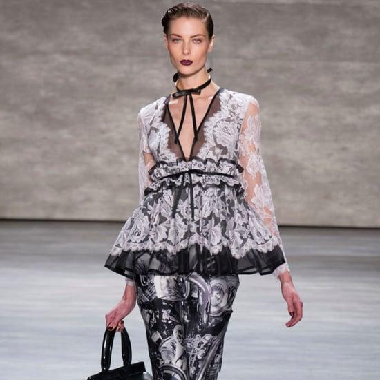 Zimmermann Fall 2014 Runway Show | New York Fashion Week