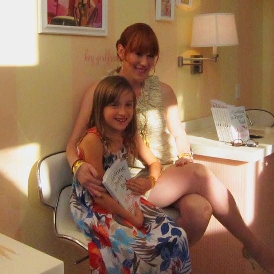 Molly Ringwald's Beauty Tips and Worst Beauty Mistakes