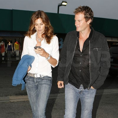 Cindy Crawford Out with Husband Rande Gerber