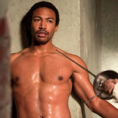 Shirtless TV Moments of 2013