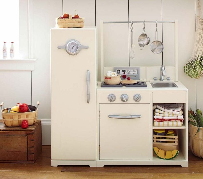 Pottery Barn Kids All-in-One Retro Kitchen