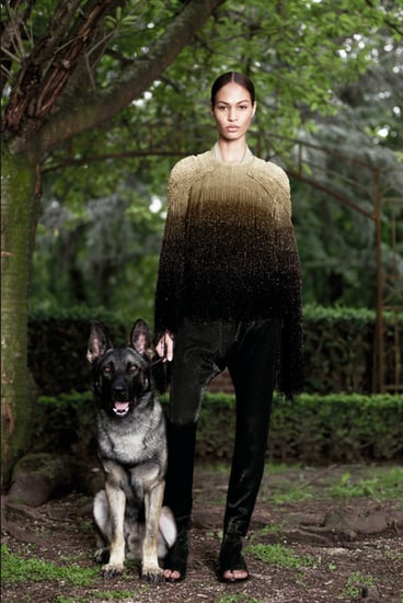 Givenchy Couture Fall 2012 Collection Pictures