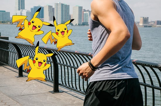 We Have The Receipts: People Are Exercising More After Pokémon Go