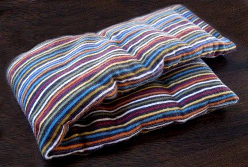 Make Your Own Therapeutic Warming Pillow