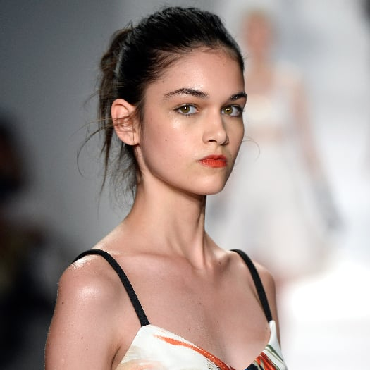 Milly Beauty at 2014 Spring New York Fashion Week