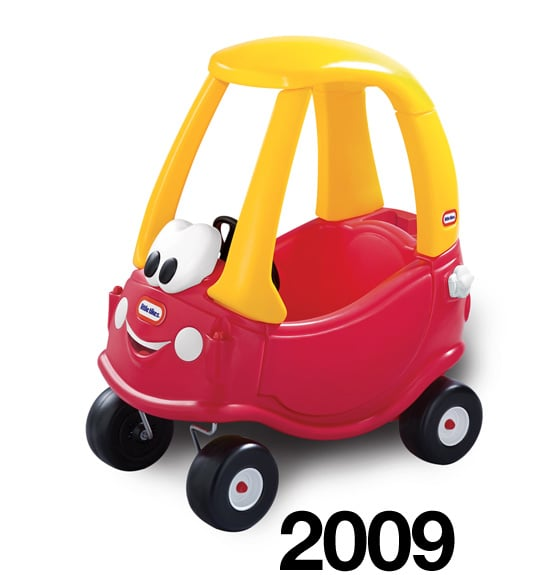 2009 30th Anniversary Cozy Coupe