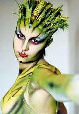 2008 International Makeup Artist Trade Show in London