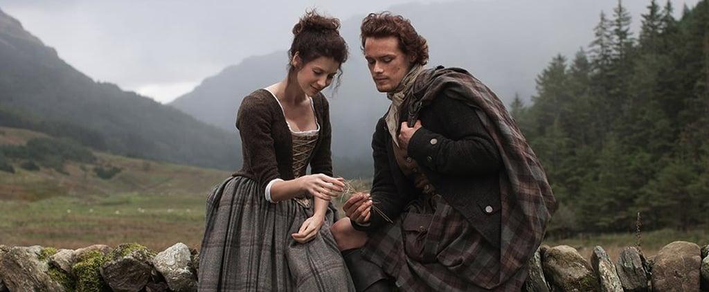 Bestselling Book Series Outlander Is Coming to TV! We Take a Sneak Peek on Set