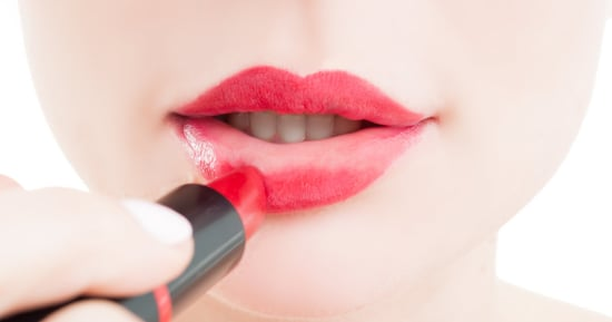 How To Keep Red Lipstick From Smudging, Smearing And Fading