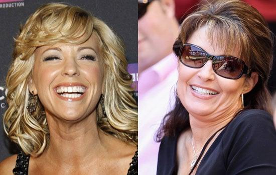 Sarah Palin and Kate Gosselin Go Camping