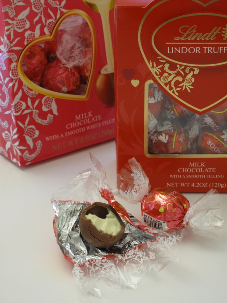 Lindt Lindor Truffles With Smooth Filling