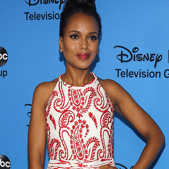 Kerry Washington Talks About Her Wedding