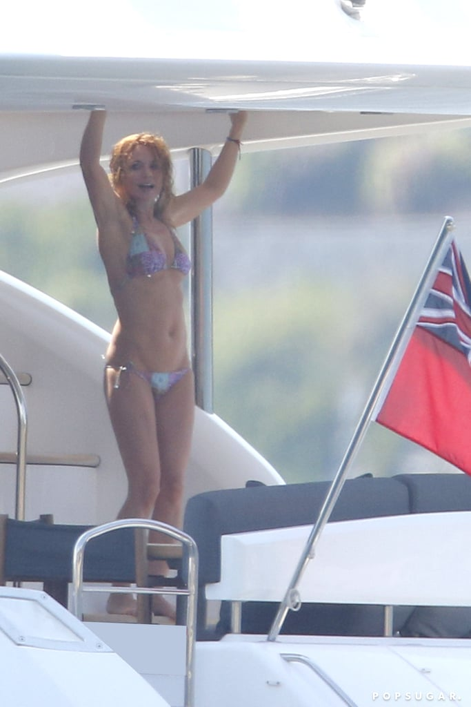 Geri Halliwell Is Still as Hot as She Was During Her Ginger Spice Days