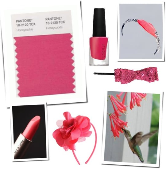 Beauty Products Featuring Pantone's 2011 Color of the Year, Honeysuckle