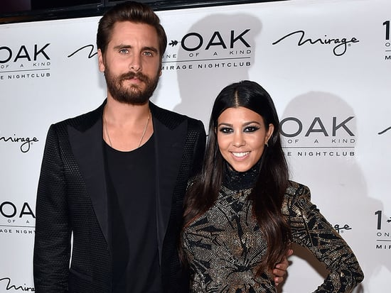Kourtney Kardashian Wishes 'Baby Daddy' Scott Disick a Happy 33rd Birthday - See Her TBT Photo