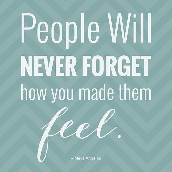 Maya Angelou Inspiring Quotes