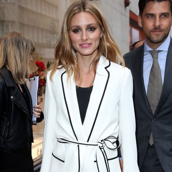 Olivia Palermo Zara Suit June 2016