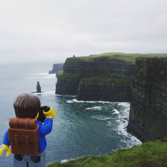 Lego Backpacker Instagram