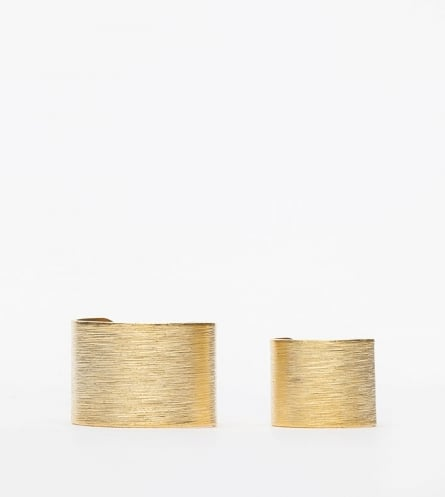 Instantly upgrade your Fall jewelry with Need Supply's simple Vice ring ($18).