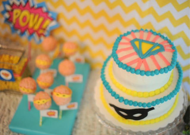Cake and Pops