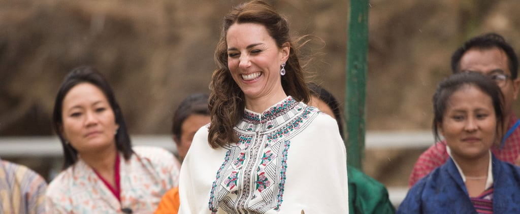 Kate Middleton Has Pulled So Many Funny Faces in India That We've Completely Lost Count