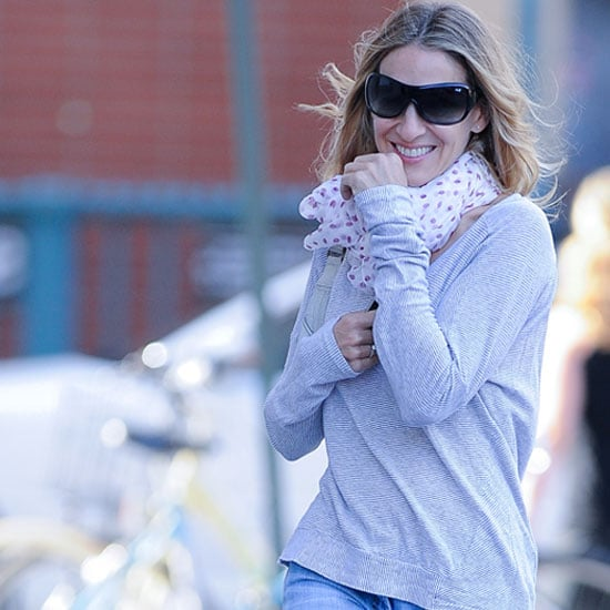 Sarah Jessica Parker Fall Style Profile 2011