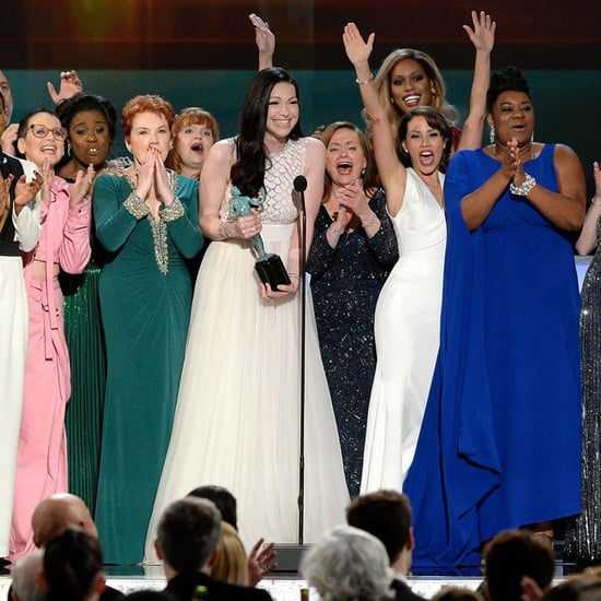 Orange Is the New Black Cast at SAG Awards 2016