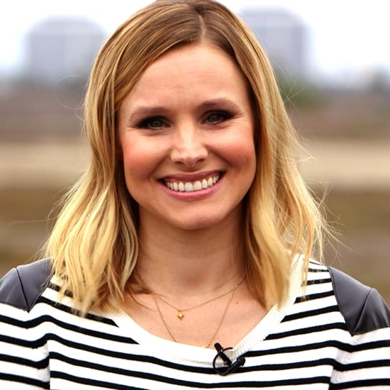 """Kristen Bell Gives Us Straight Talk on Marriage, Veronica Mars, and Her Adorable """"Blob,"""" Lincoln"""