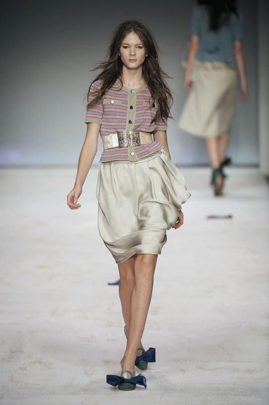 Milan Fashion Week: Sportmax Spring 2009