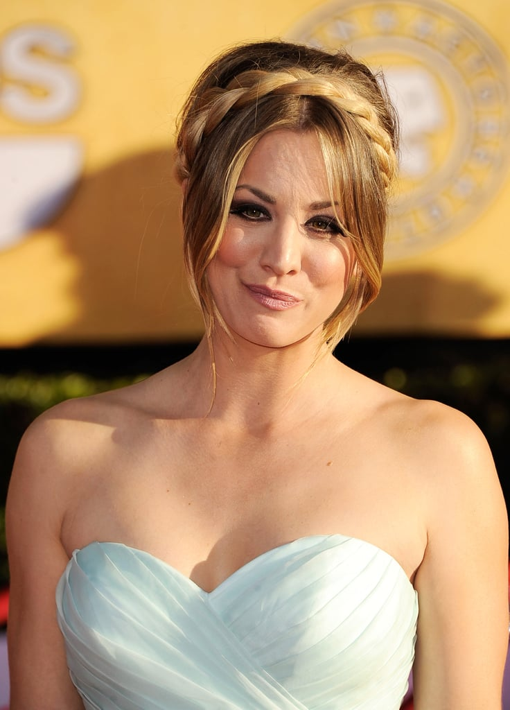 Miss: Kaley Cuoco, 2012
