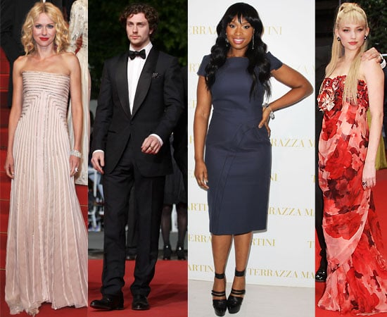Pictures from the Red Carpet at the Cannes Film Festival 2010 Including Naomi Watts, Aaron Johnson, Imogen Poots, Hannah Murray,