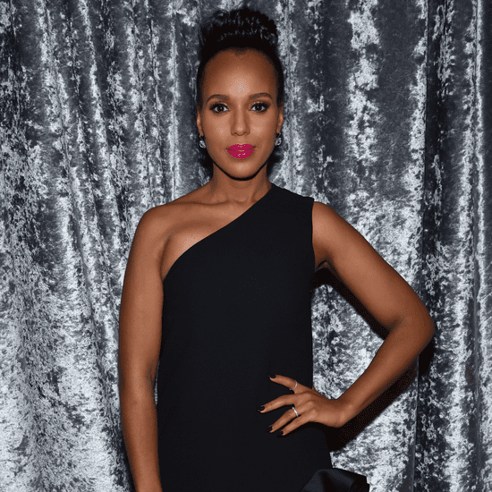 Kerry Washington Pregnant With Second Child 2016