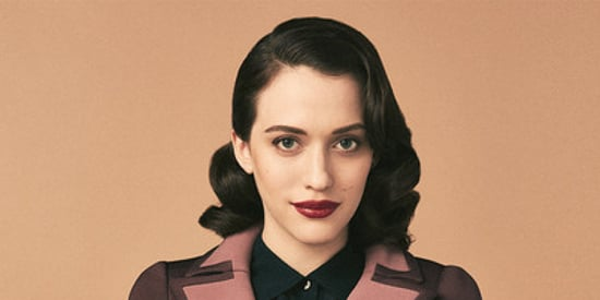 See Kat Dennings Transform Into Her Beauty Icons