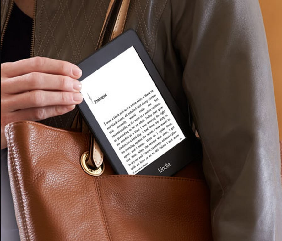 The new Kindle Paperwhite ($99) boasts improvements that moms will certainly appreciate. We're talking a lightweight body, battery life that lasts weeks, and a built-in light.