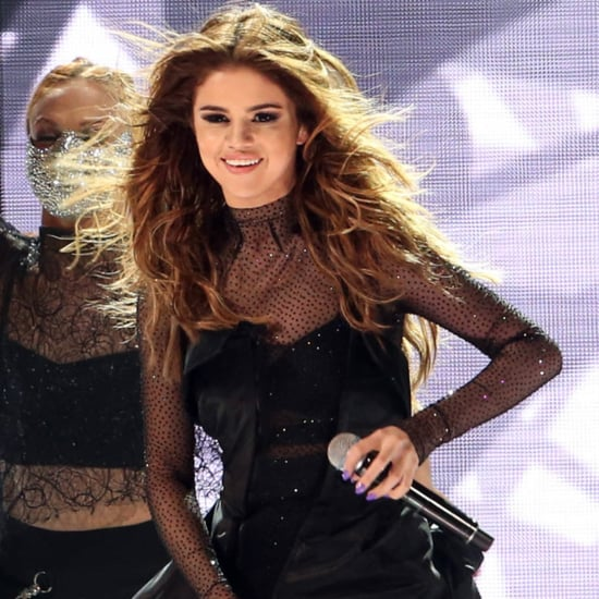 Selena Gomez Honey Blond Hair June 2016