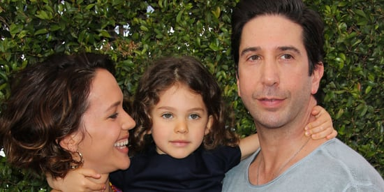 The One Where David Schwimmer Let His Daughter Try Beer
