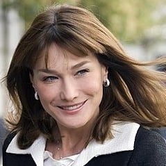 Carla Bruni-Sarkozy Says She No Longer Leans Left