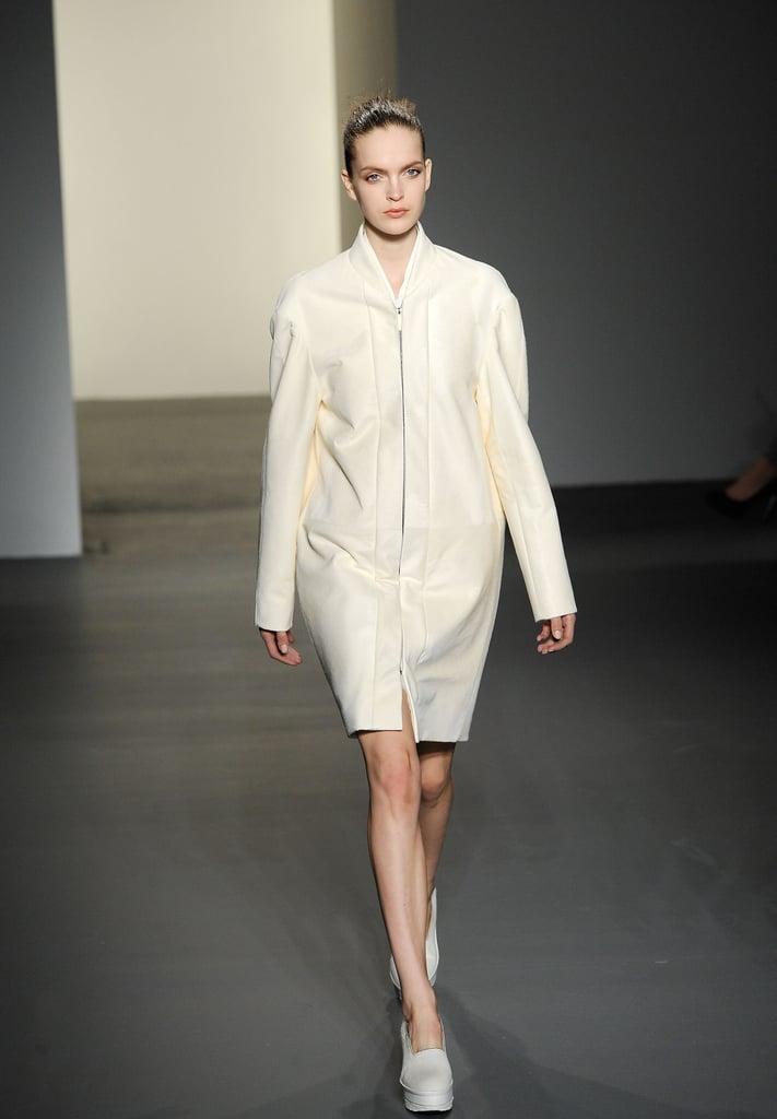 Calvin Klein Collection Fall 2011
