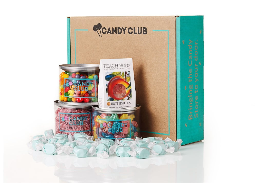Sweets of the Month Club