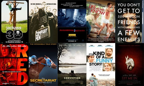 October 2010 Movie Releases